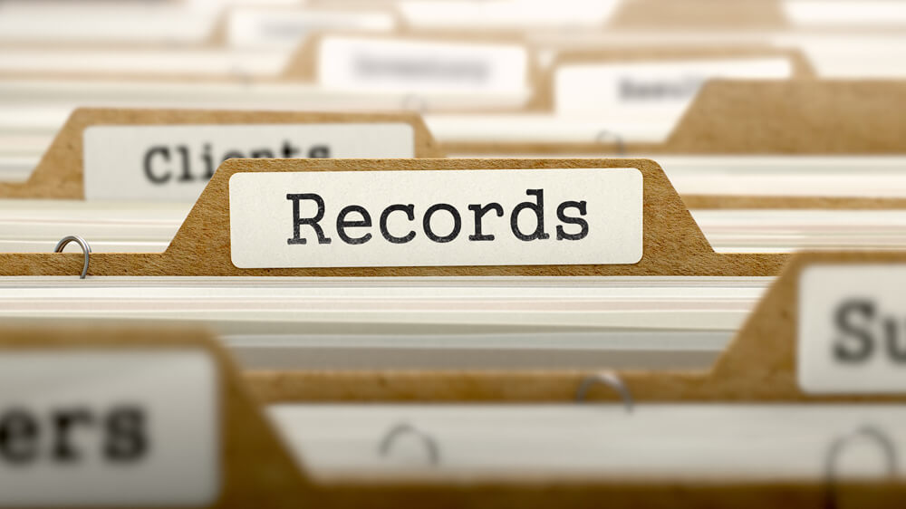 Record management Westvic Strata